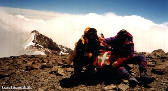 6.960 m! un sueño cumplido y sufrido...