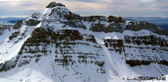 Otra imagen desde la cima de la Pala de Ip...
