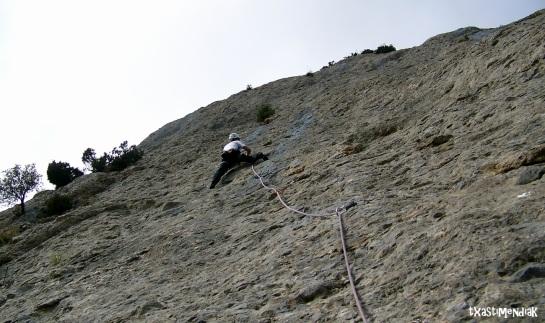 L3, 25 m, 6b
