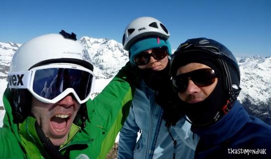 Pico Otal (2.709 m)
