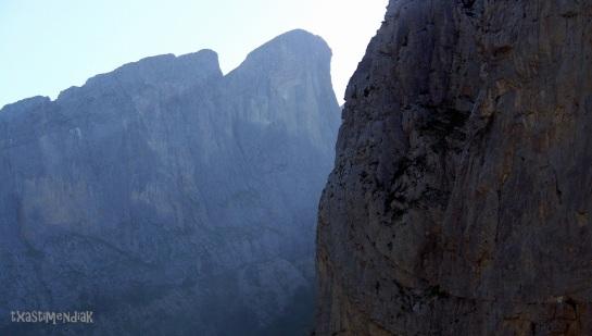 La mañana en el valle de Ansó...