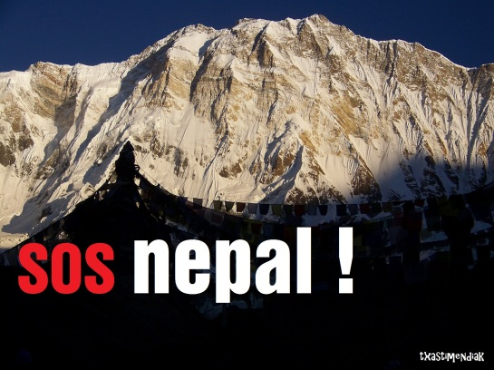 Cara sur del Annapurna