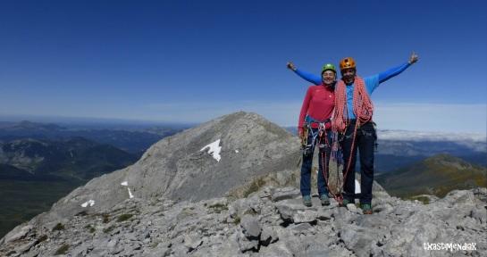 Cumbre este del Espigüete (2.443 m)