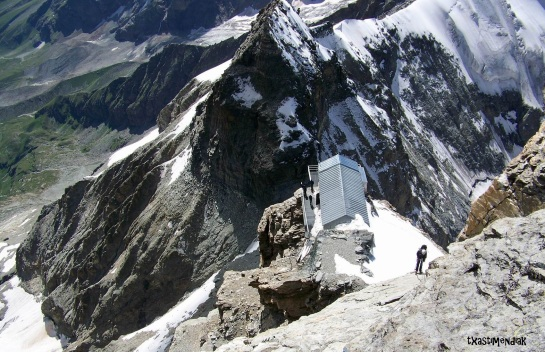 Campana Carrel en el descenso