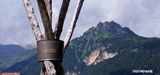 Dolomitas: crisol de culturas...