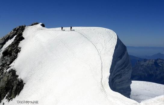 Mont Blanc du Tacul (4.248 m)