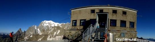 Refugio de Torino: un gran ambiente con gente que cuida muy bien a sus clientes...