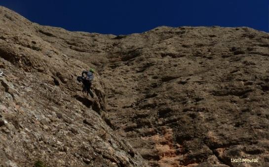 L3, V...inmensidad de roca...