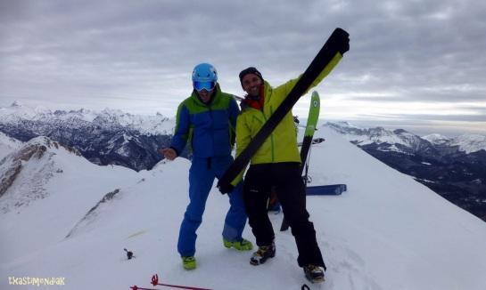 Lakartxela (KArtxela) 1.982 m...
